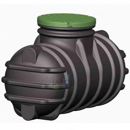 Fosa séptica soterrada 1000 litros