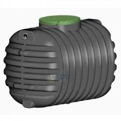 Underground septic tank 1600 liters