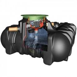 Depósito polietileno poca profundidad 7500 litros