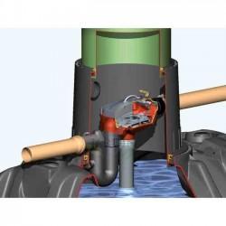 Depósito polietileno soterrado 6500 litros