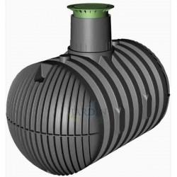 Underground polyethylene tank 10000 liters
