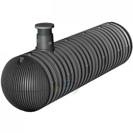 Underground polyethylene tank 16000 liters