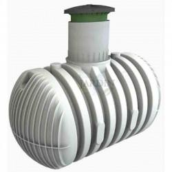Drinking water tank 16000 liters underground polyethylene