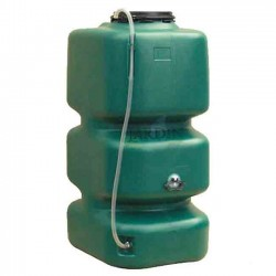 Polyethylene tank for rainwater 750 liters