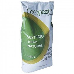 Hydrated coconut fiber 16 Kg-80 Liters