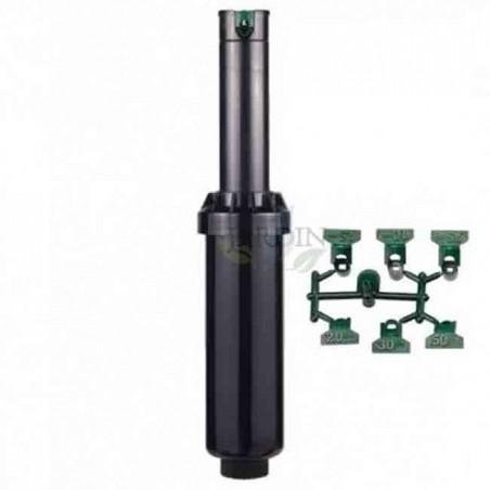"Aspersor Hunter SRM-04 1/2"", Alcance 4 a 9,4 m"