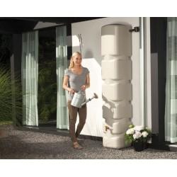 300 liter polyethylene tank 42x40x210 cm