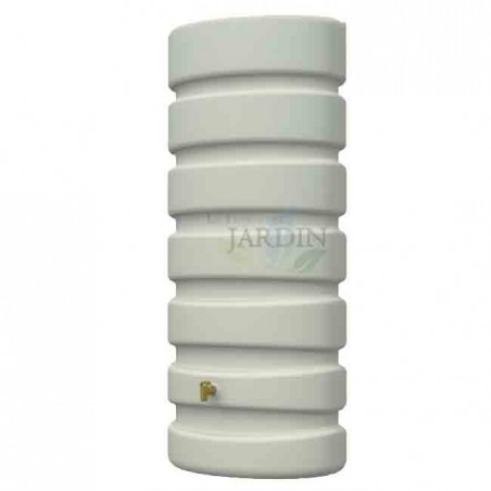 Depósito polietileno 300 litros 60x40x180 cm