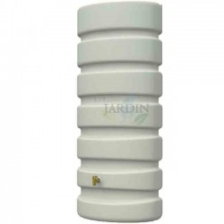 650 liter polyethylene tank 80x60x192 cm