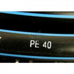 Low density food pipe 16mm 6bar 200mts