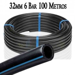 Low density food pipe 32mm 6bar 100mts