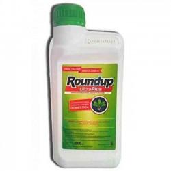 Herbicida Roundup Ultra Plus 0,5 litros