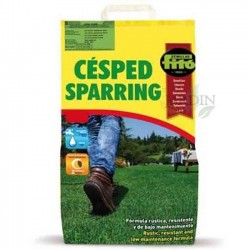 Semillas césped Sparring compacto resistente 25 Kg