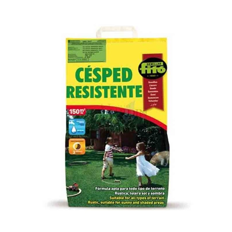 Resistant grass seeds for low maintenance grass 25 Kg Phyto