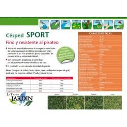 Semillas césped Sport 5 Kg Fito