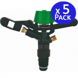 "3/4 ""anti-frost circular sprinkler, 13 to 18 meters. 5 units"