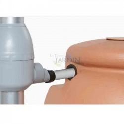 Depósito agua Anfora Graf 300 litros + grifo