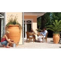 Terracotta water tank Anfora 360 liters