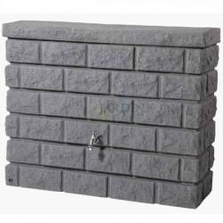 Depósito imitación piedra natural 400 litros granito