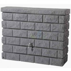 Tank imitation natural stone 400 liters granite
