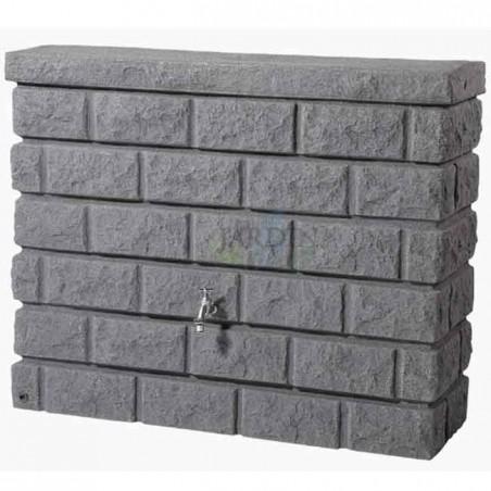 Depósito imitación piedra granito 400 litros