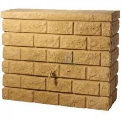 Depósito imitación piedra arenisca 400 litros