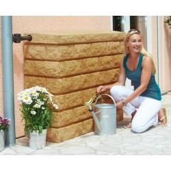 Depósito imitación piedra arena 400 litros