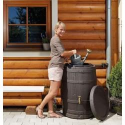 Depósito Barrica imitación madera 250 litros