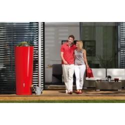 Depósito de diseño rojo 350 litros