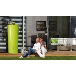 Depósito de diseño verde 350 litros