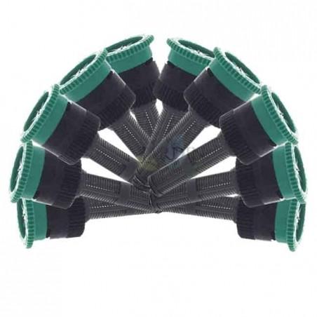 10 x Boquilla ajustable 4A Hunter para difusores de riego