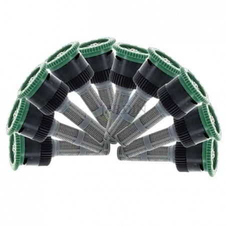 10 x Boquilla ajustable 12A Hunter para difusores de riego