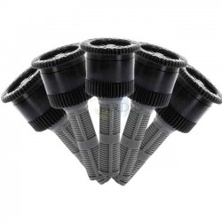 5 x Boquilla ajustable 15A Hunter para difusores de riego