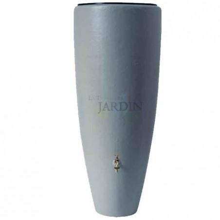 Depósito Macetero de diseño gris 300 litros