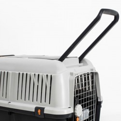 Travel carriers for dogs