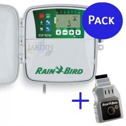 Wifi LNK + Programador Rain Bird RZX 6 zonas exterior