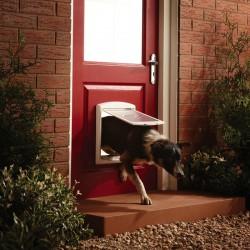 Puerta para gatos PetSafe 15x24 cm