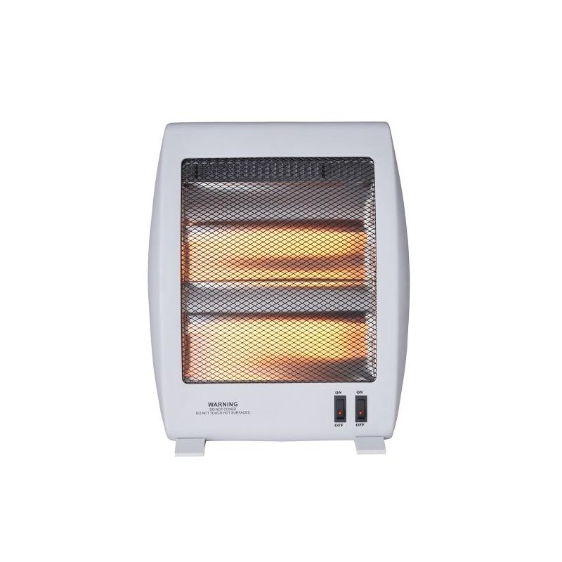 Estufa de cuarzo con dos ajustes de temperatura 400-800W