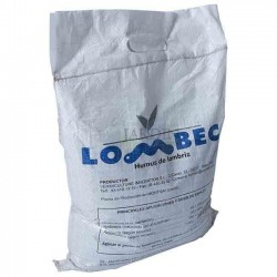 Vermicompost worm humus 4Kg, 6 liters