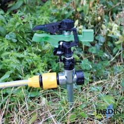 "1/2 ""sectorial agricultural sprinkler kit + metal skewer"