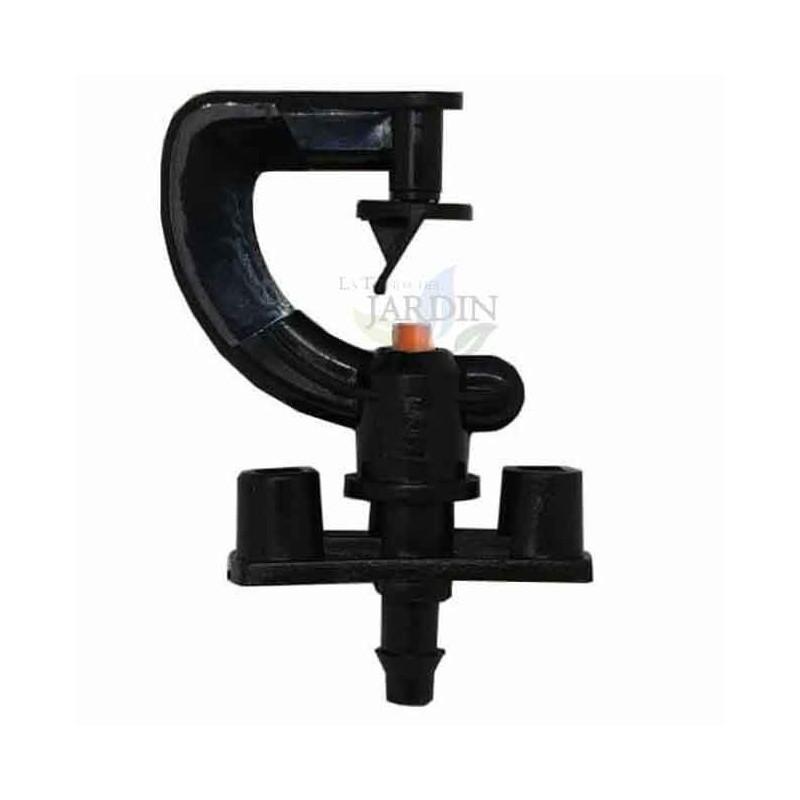 180º irrigation micro sprinkler. Range 2 to 2.5 meters