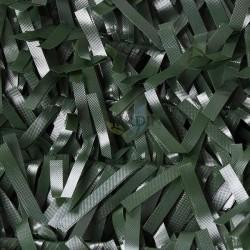 Seto artificial hoja ancha 90 varillas