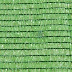 Malla de sombreo ocultación verde claro