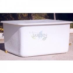 1000 liters rectangular polyester fiber tank
