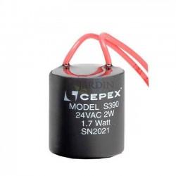 Cepex 24V Solenoid