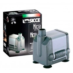 Bomba sumergible fuentes Micra, 0,6 mts - 400 l/h