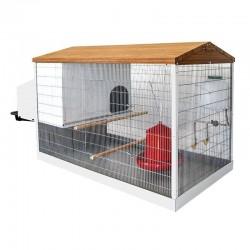 Parque para Aves 150x80x110 cm
