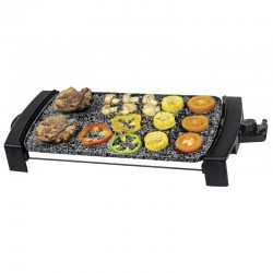 Grilling plate 1800W-2150W 45x25 cm