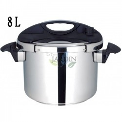 8 liter quick pressure cooker