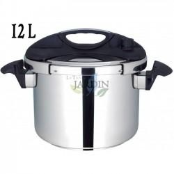 Quick pressure cooker 12 liters